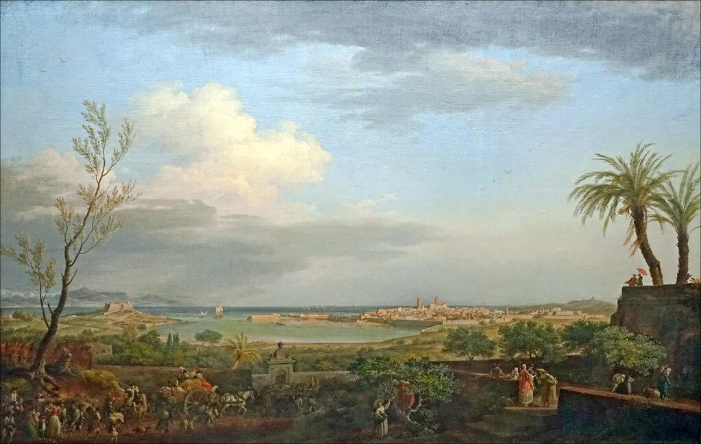 peinture marine du musée national de la marine