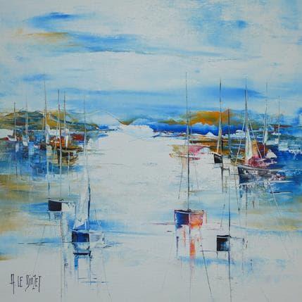 albert le diuzet marine painting