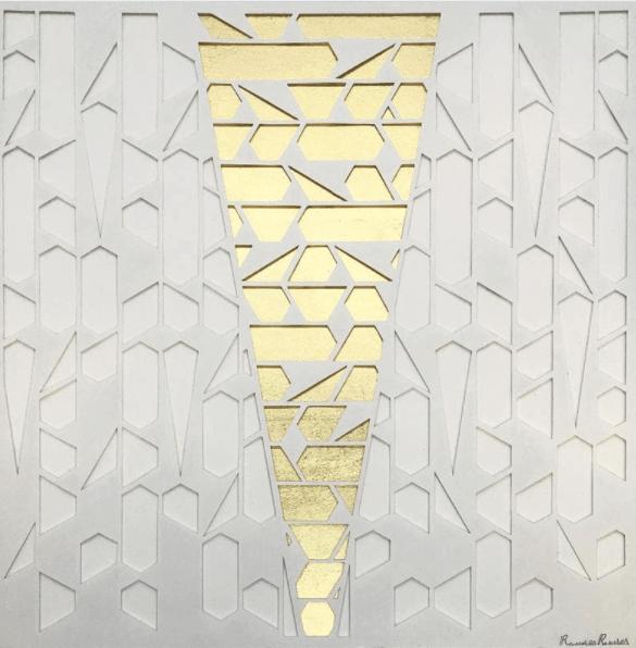 Artiste contemporain ramses nouvelles oeuvres lumineuses